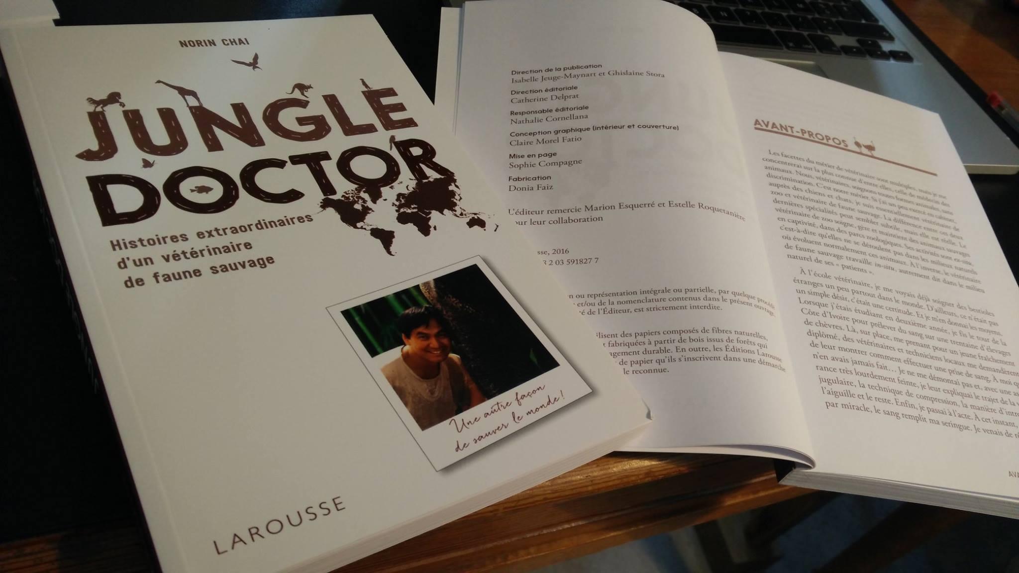 Jungle Doctor, histoires extraordinaires d'un vétérinaire de faune sauvage