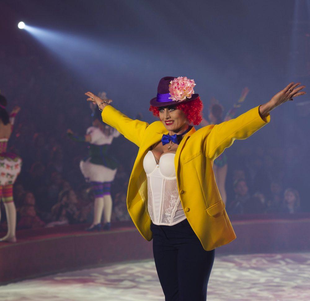 Linda Biasini-Gruss, le cirque dans la peau