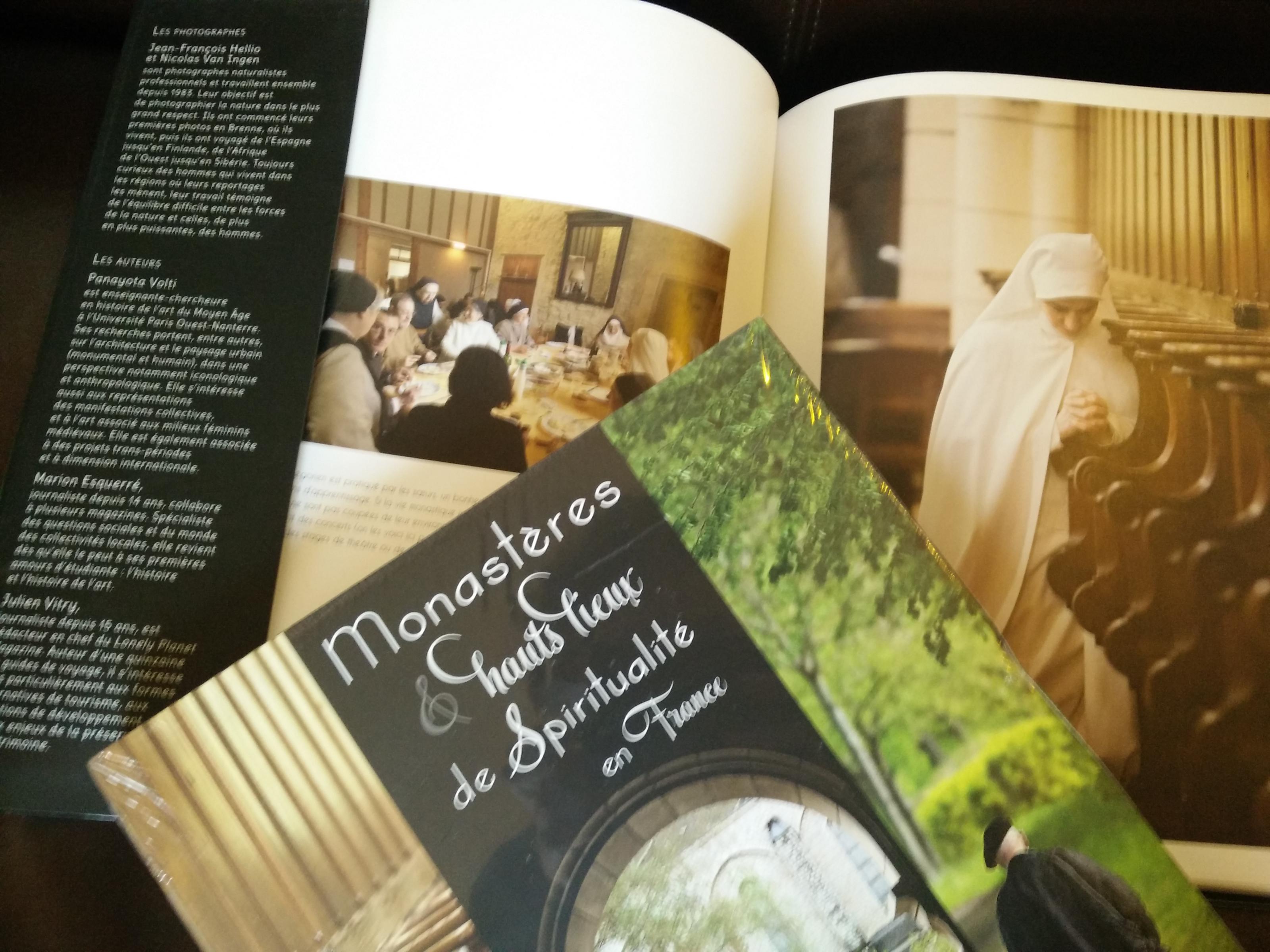 Monastères et hauts lieux de spiritualité en France