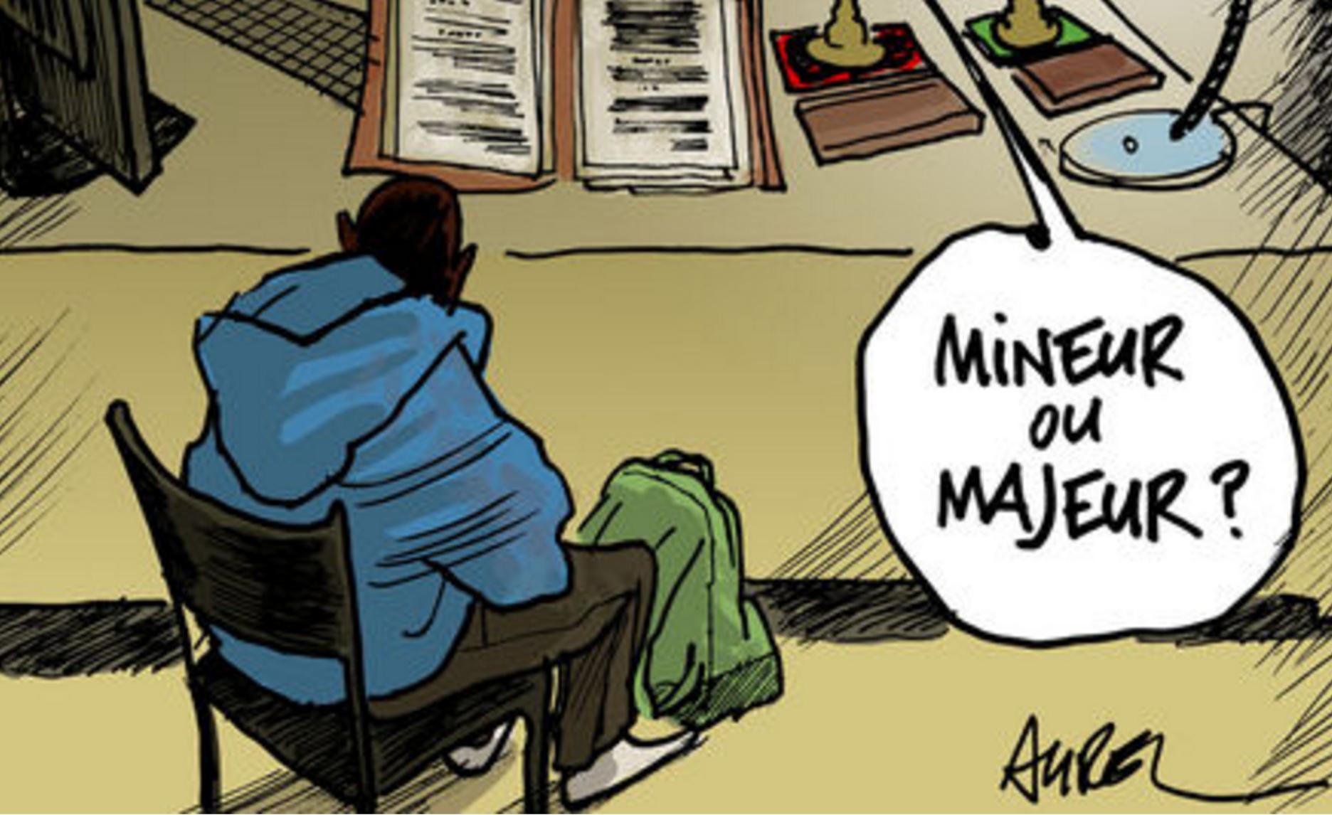 Accueil des mineurs isolés étrangers : tensions entre l'Etat et les départements