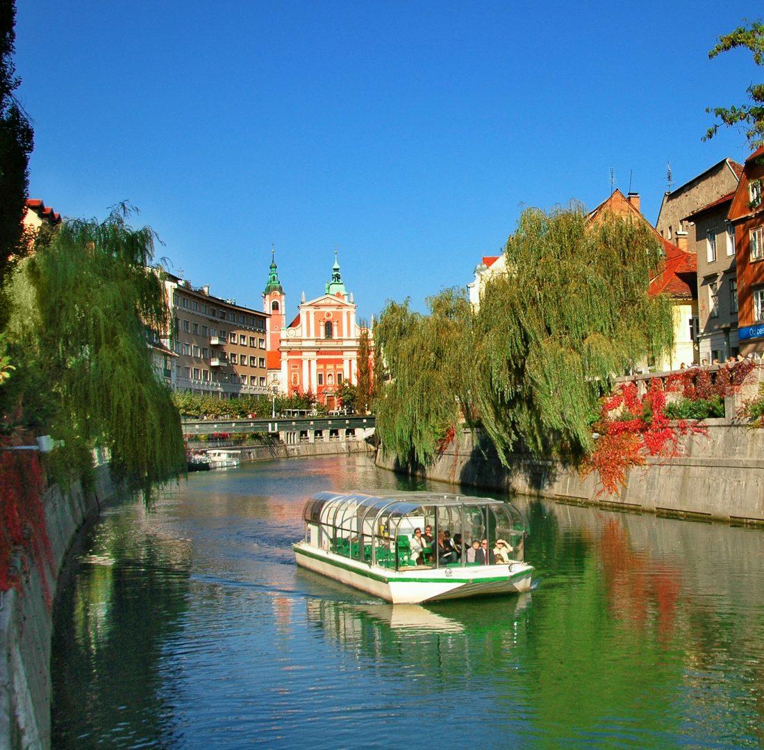 48 heures à Ljubljana