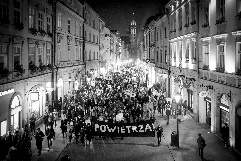 «La ville de Cracovie veut respirer»