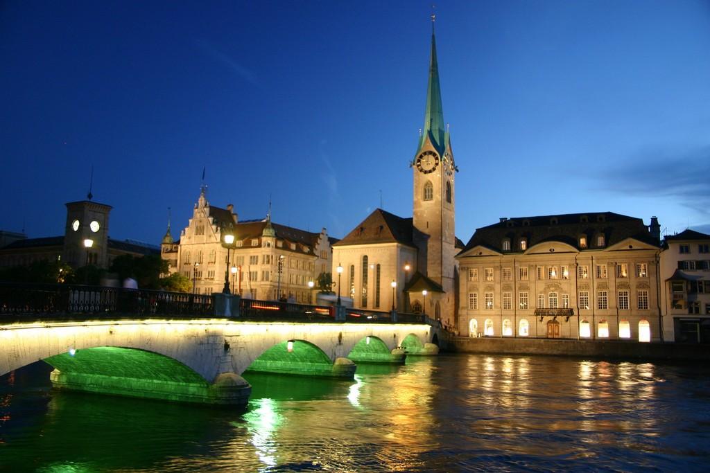 Zurich, pour l'amour de l'art