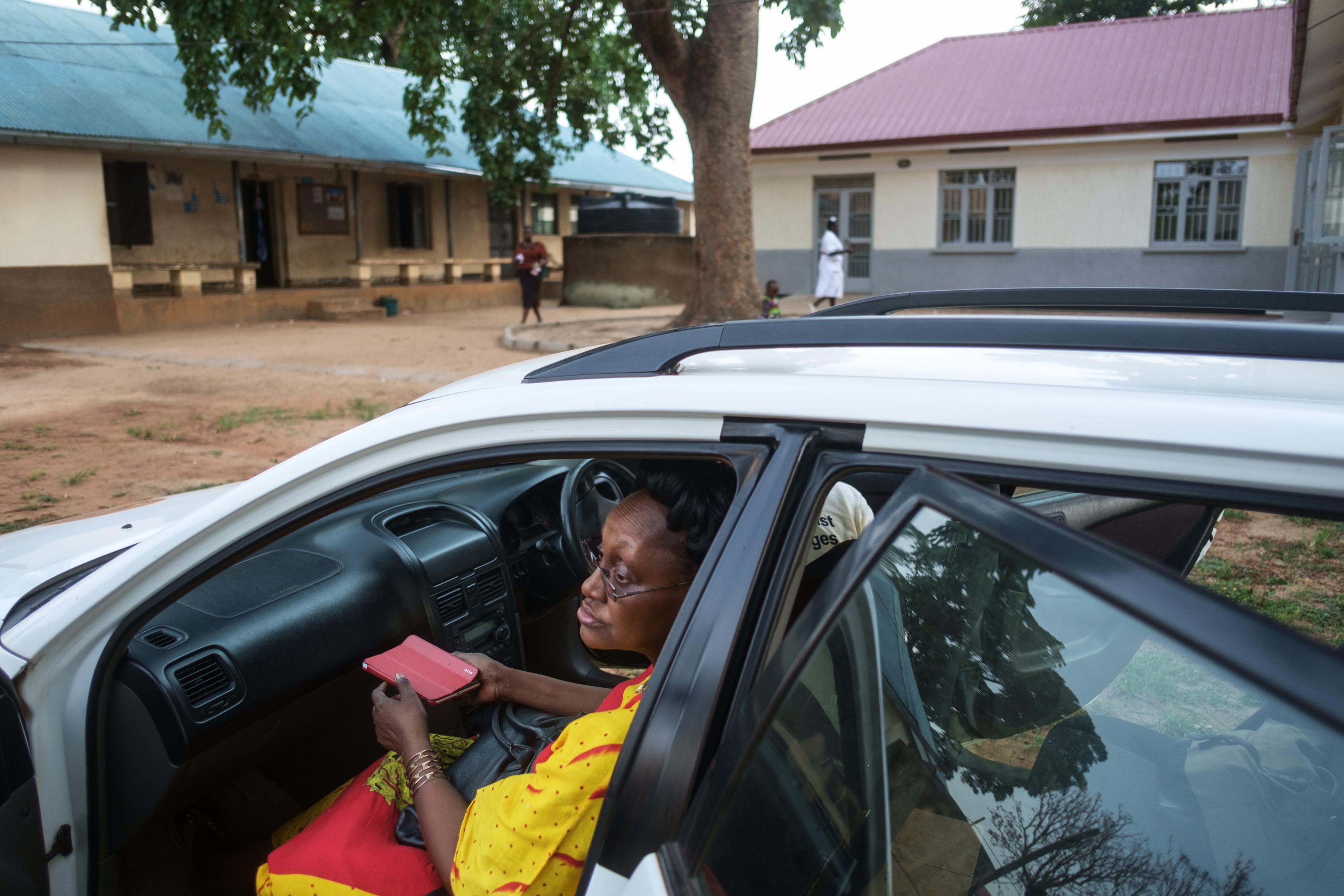 En Ouganda, le combat de Lydia Mungherera pour les femmes séropositives