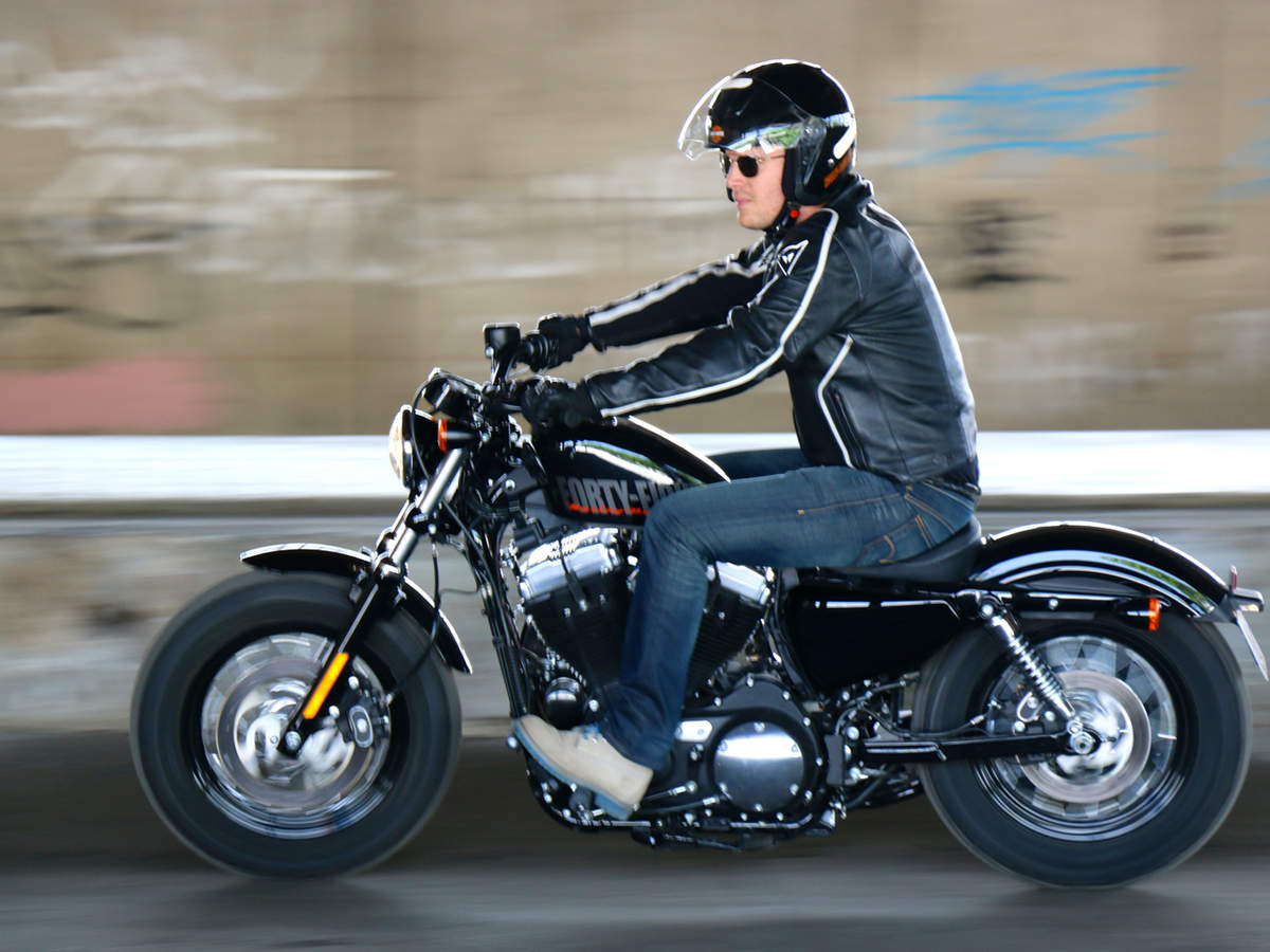 Vivre sa vie en Harley Davidson
