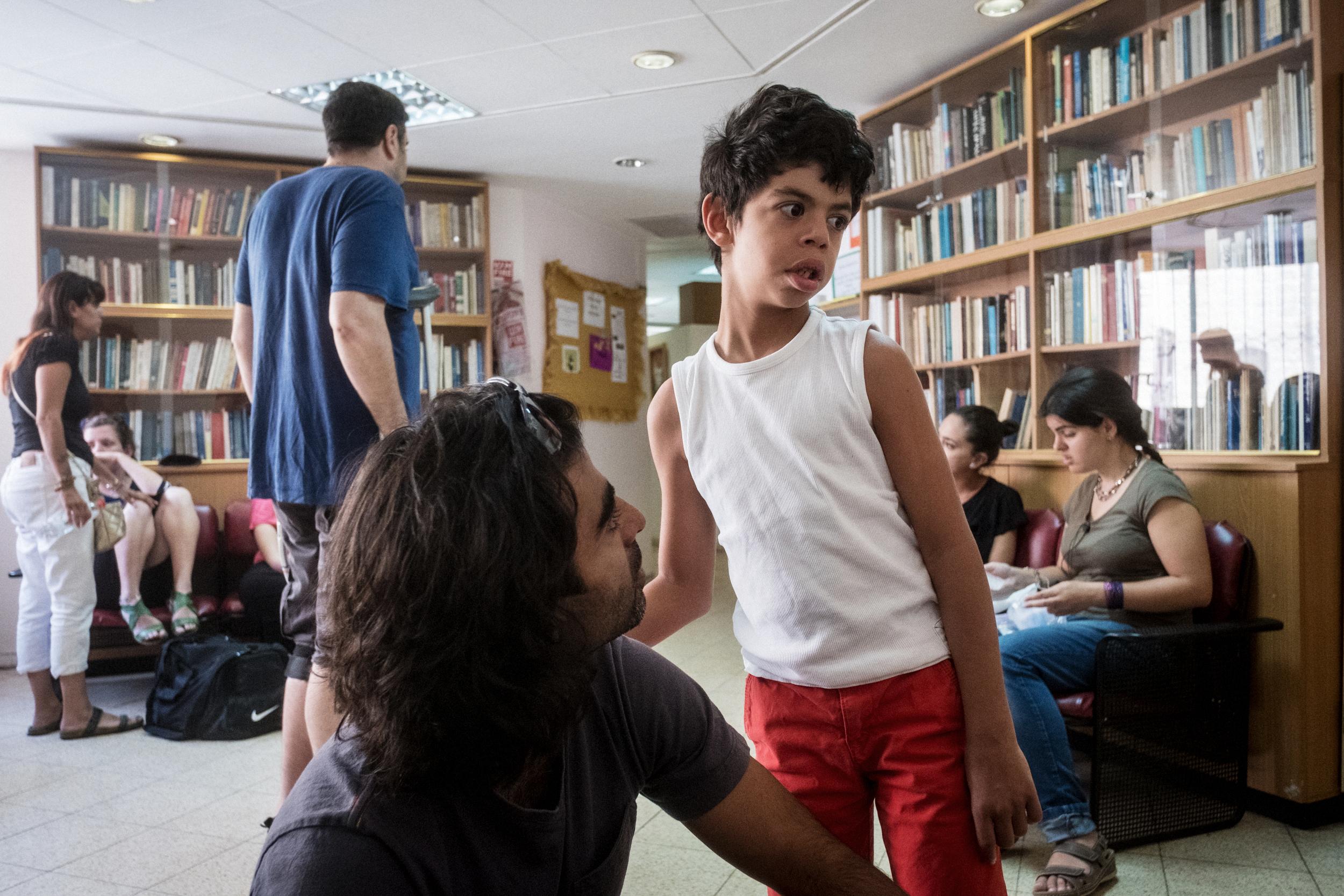La société israélienne s'ouvre aux personnes autistes
