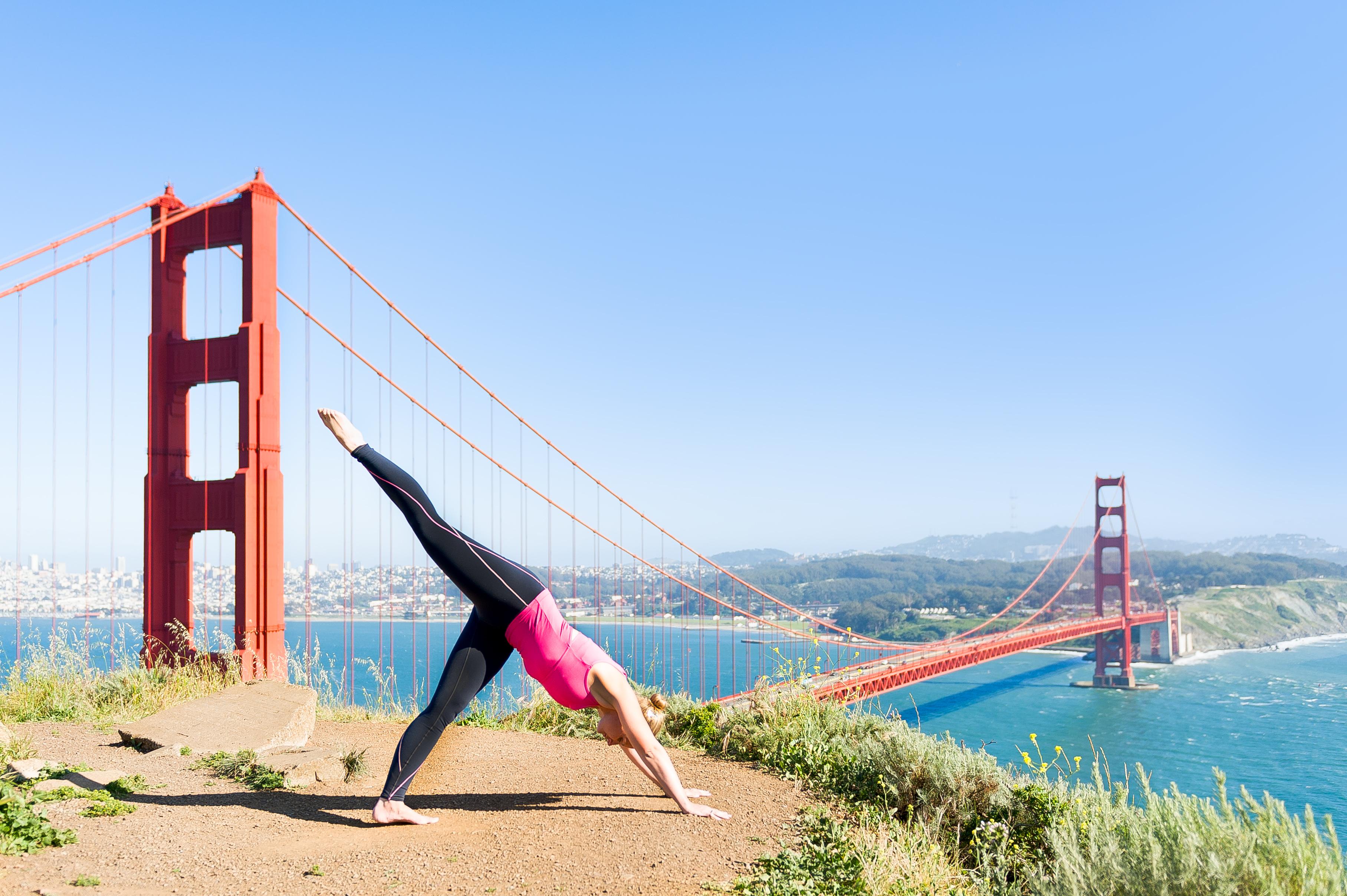 San Francisco, sa baie, ses yogas