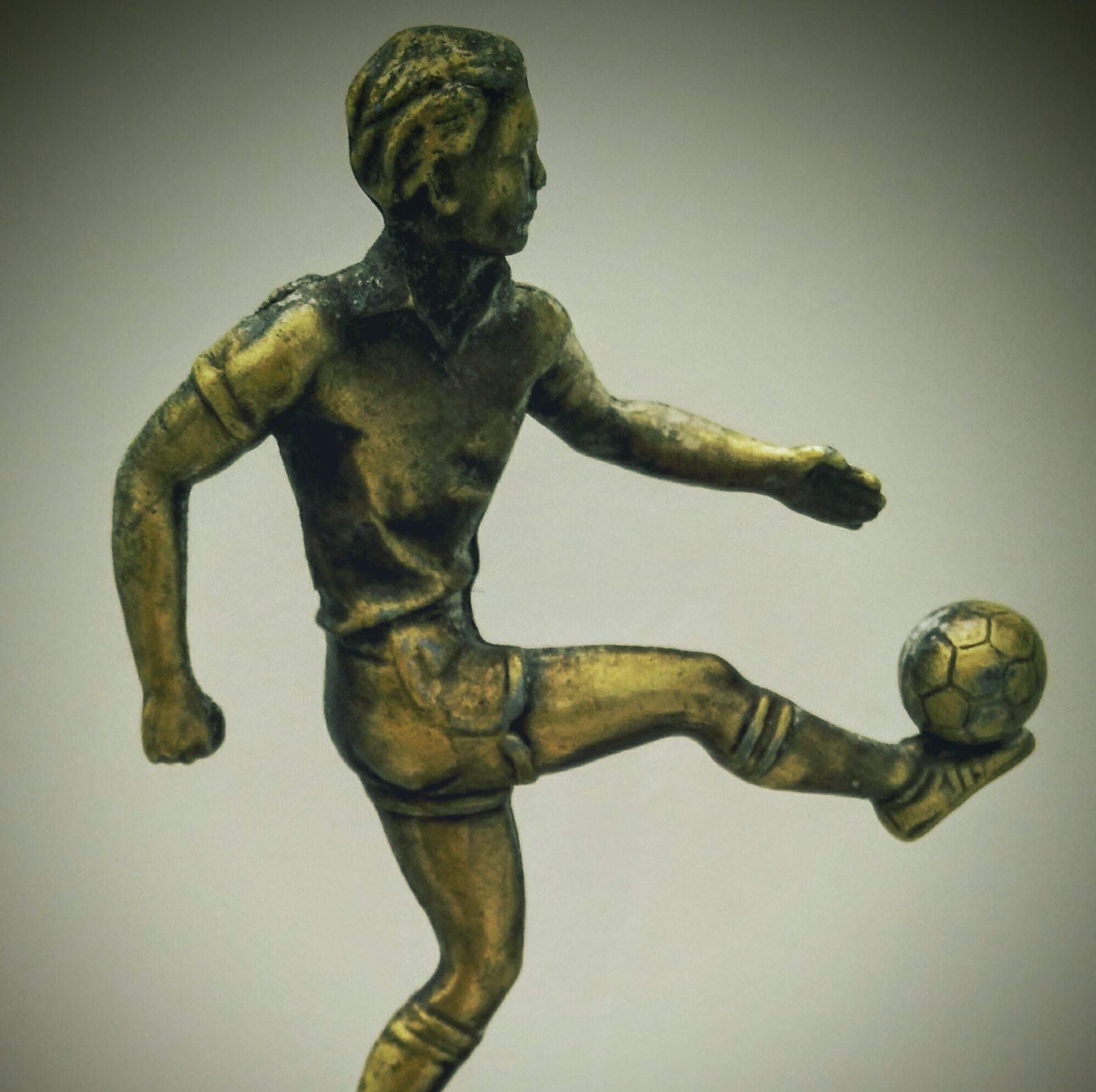 Footballeur pro. Sous les paillettes, les sacrifices.