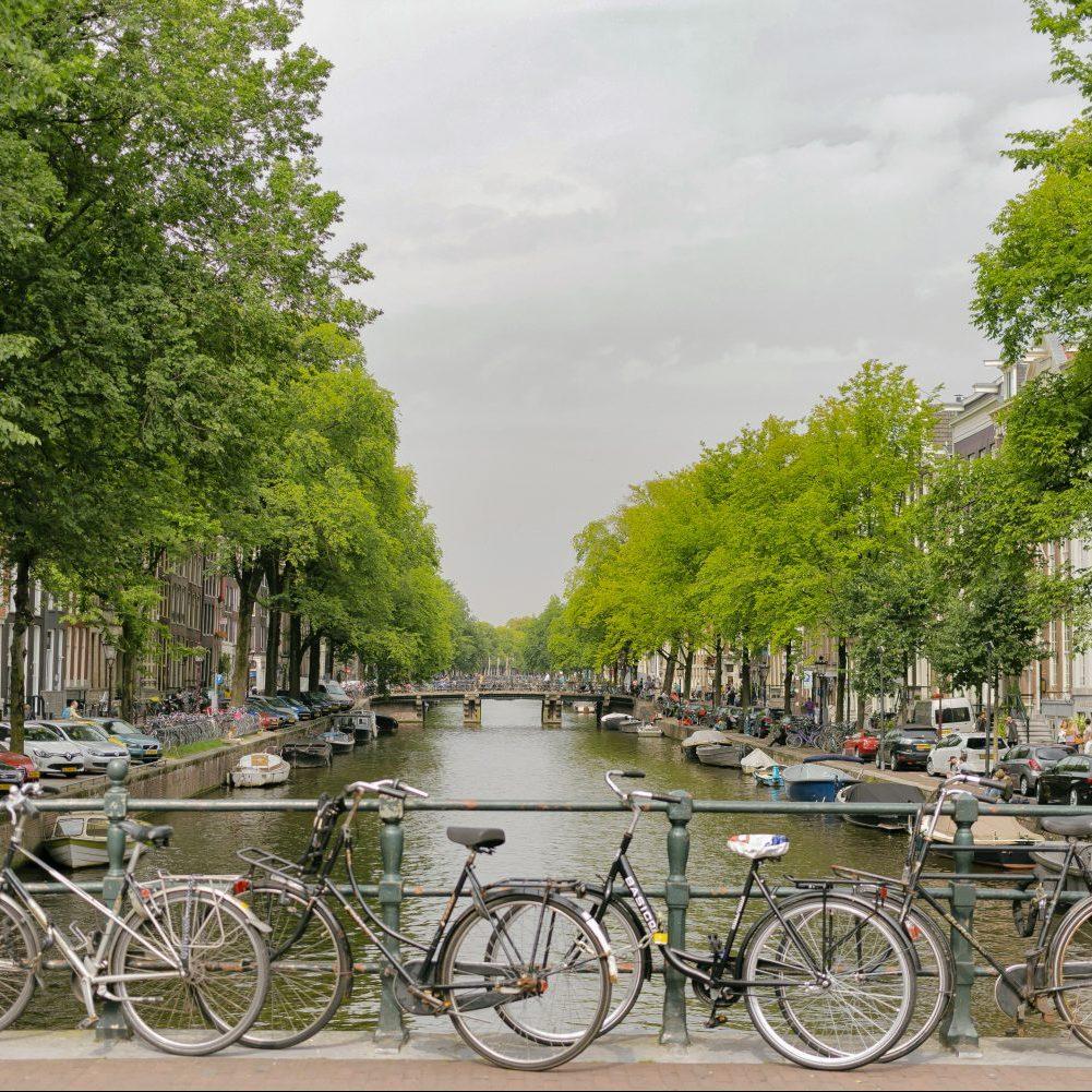 Week-end arty à Amsterdam