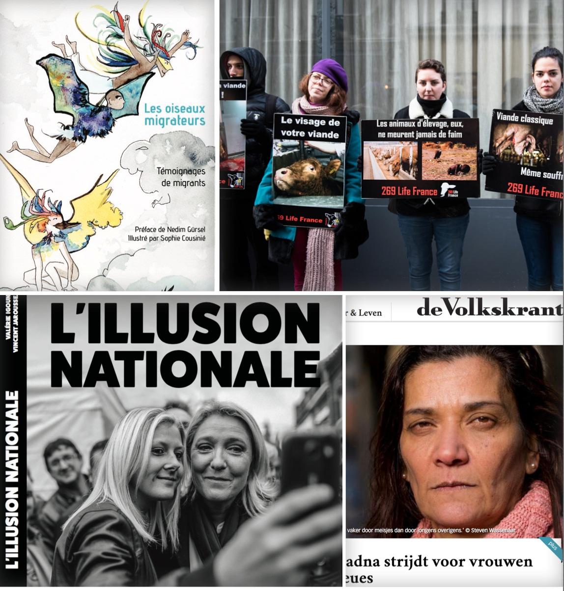 Les news des Incorrigibles – N°4