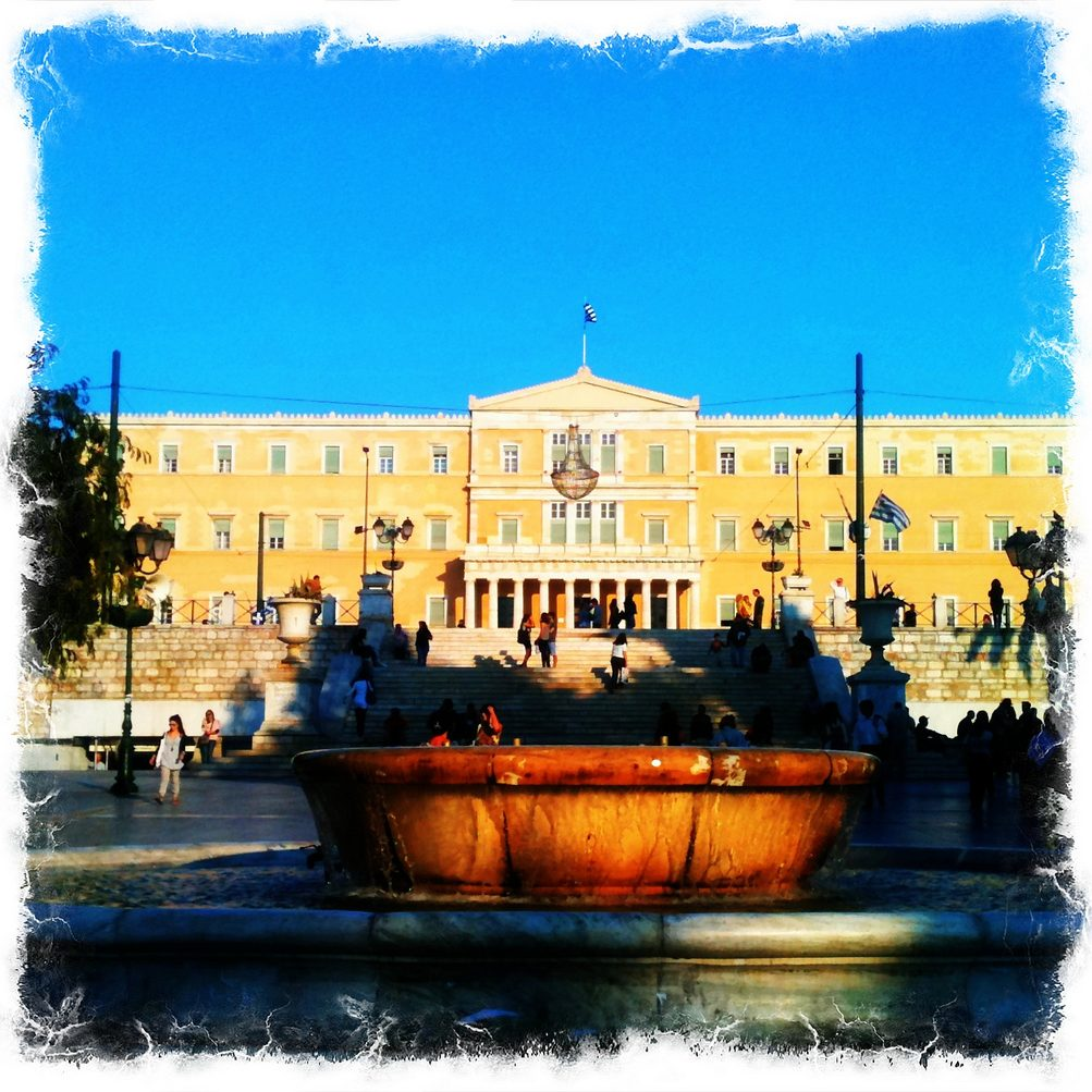 48H à Athènes