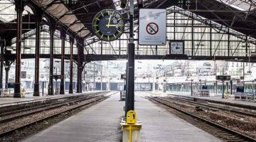 Grève SNCF cheminots
