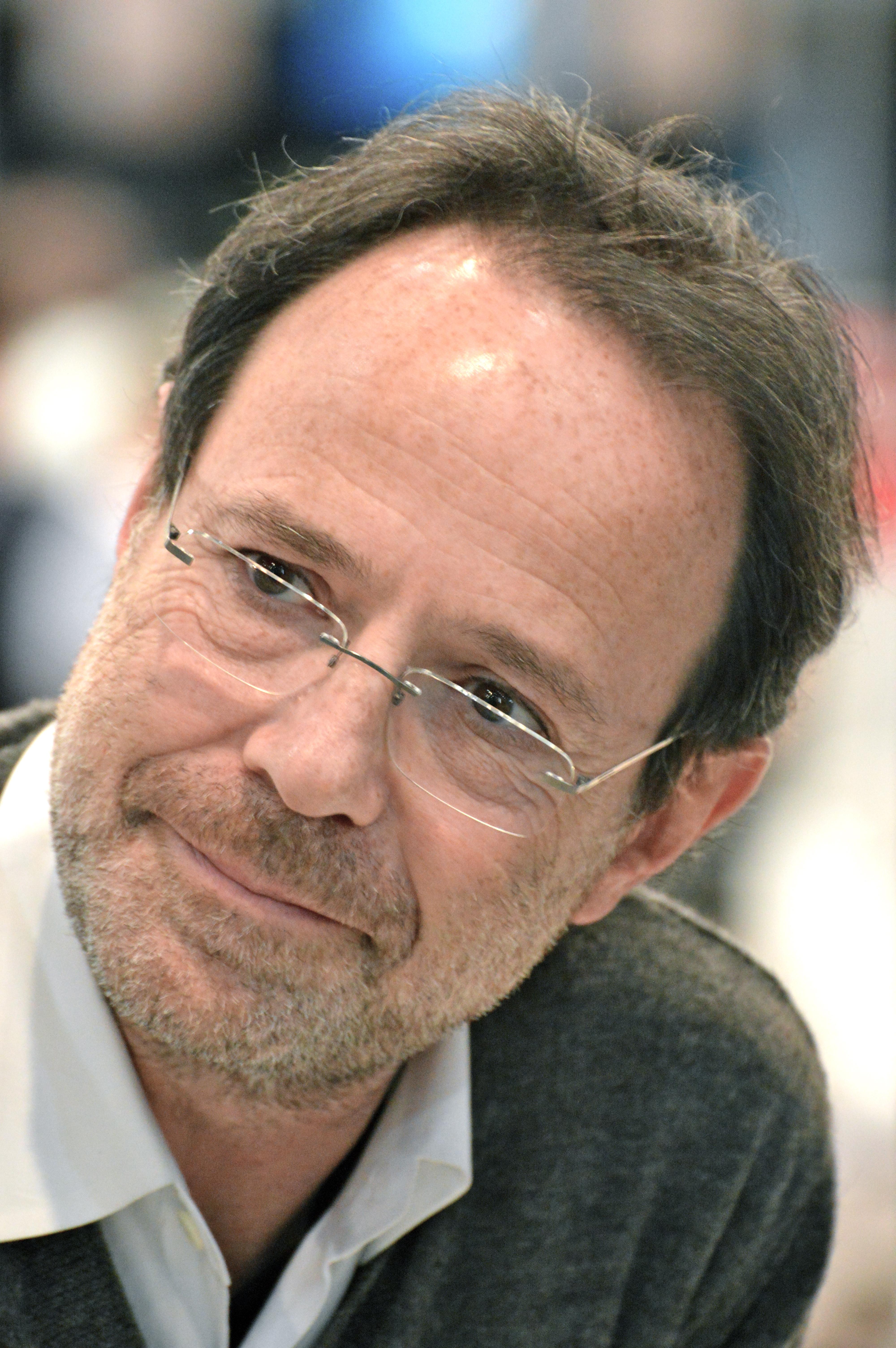 Marc Lévy, son idée du bonheur