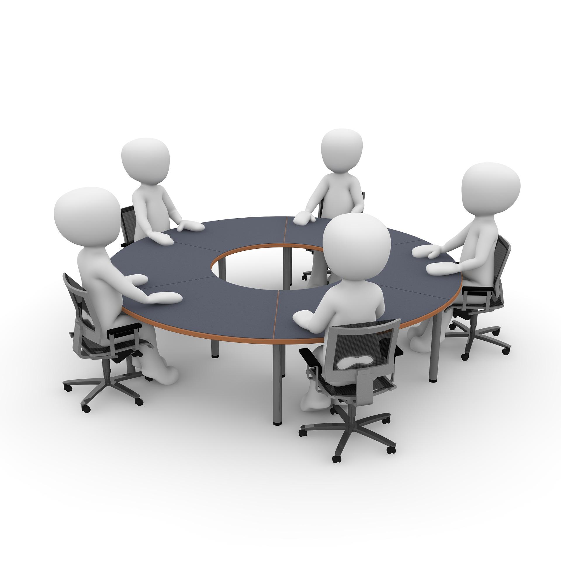Première réunion : cinq trucs pour s'en sortir haut la main