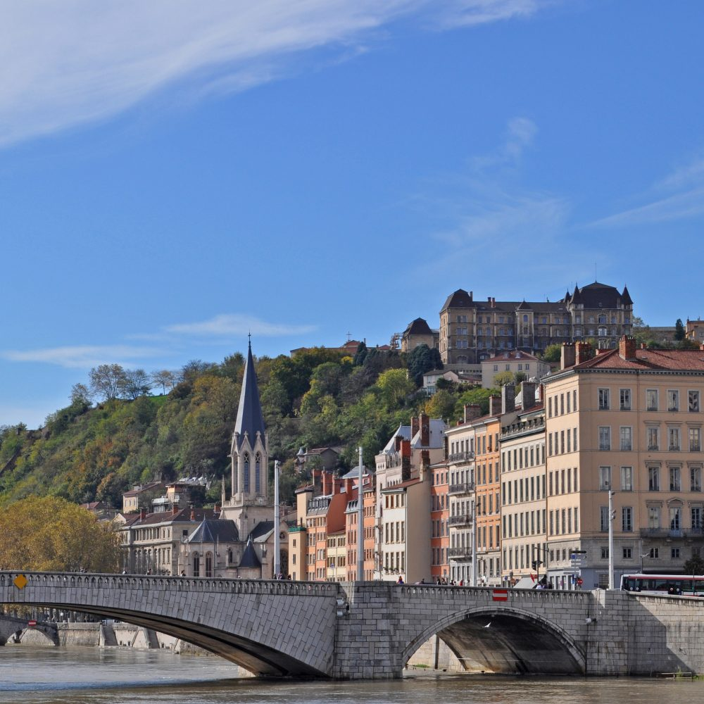 Tout le monde dit «I Love Lyon»