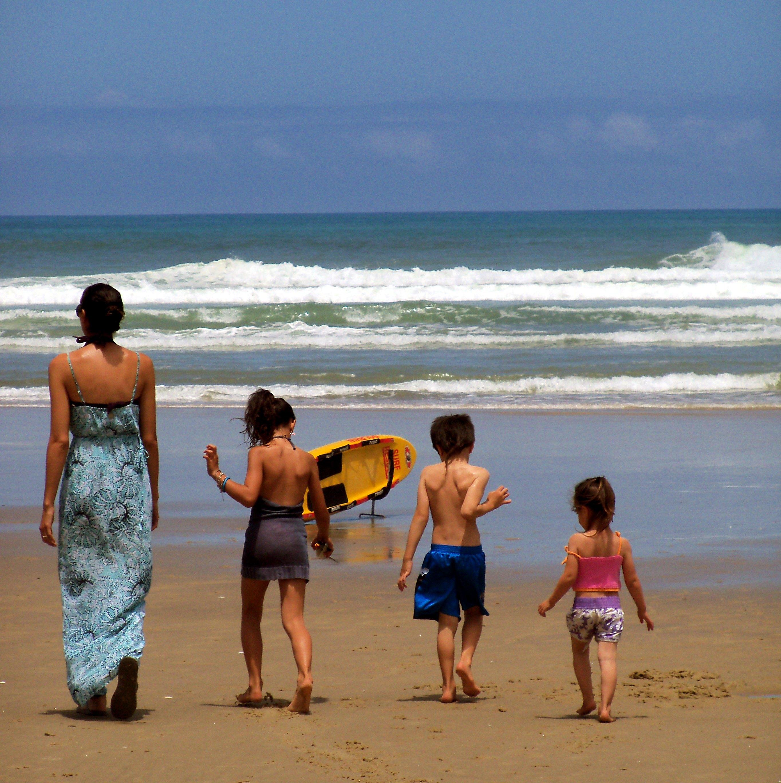 Réussir ses vacances en famille recomposée