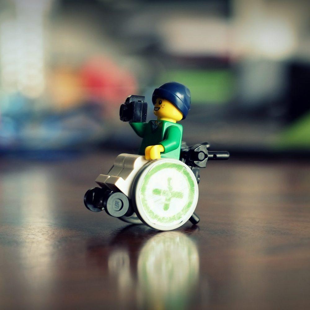 «I Wheel share» une application pour rendre audible la voix des handicapés