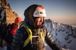 Liv Sansoz et son défi fou d'ascension des 82 sommets alpins