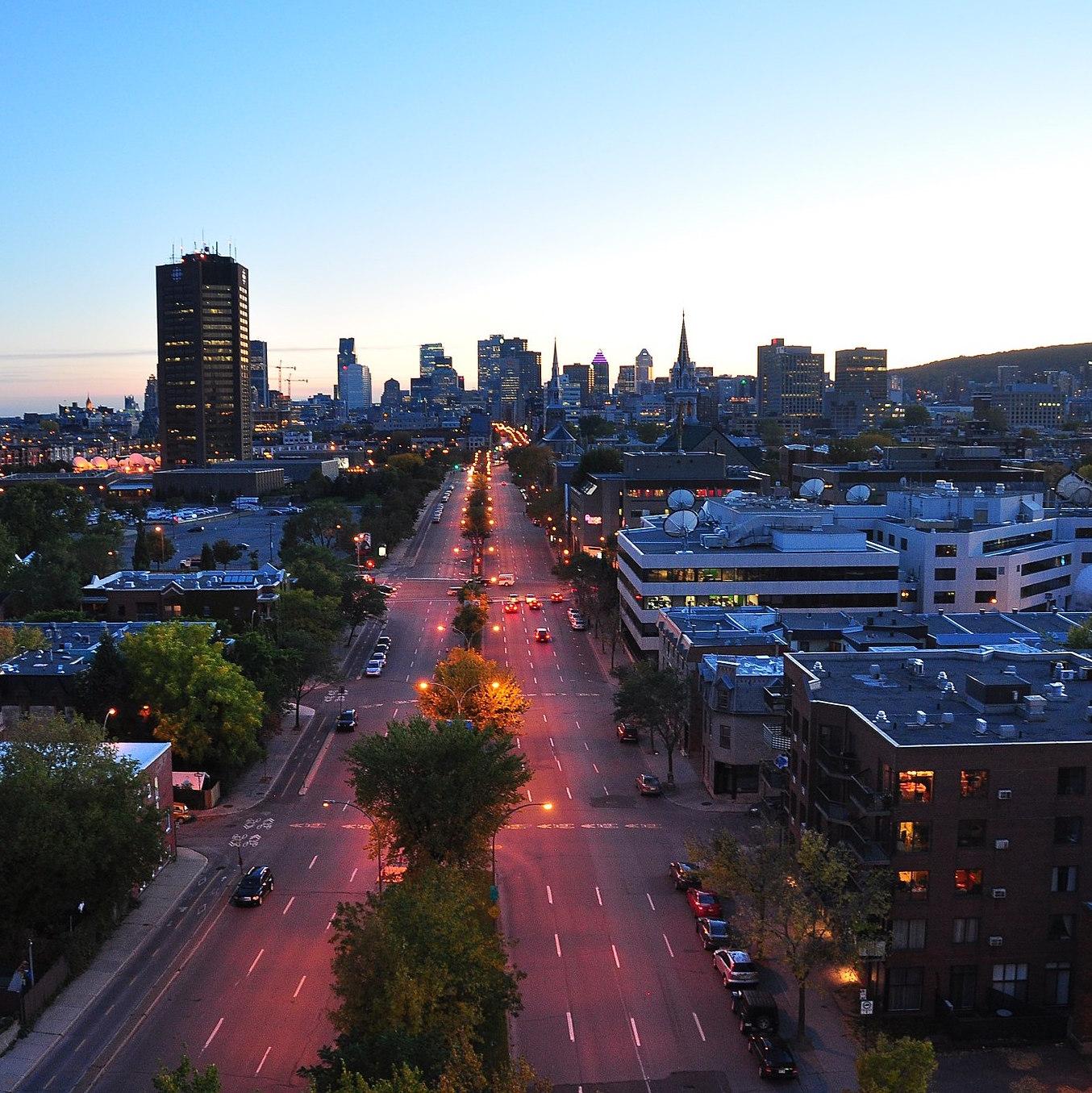 Ma vie d'étudiante à… Montréal