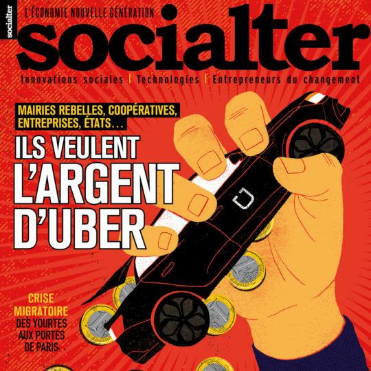 Socialter Uber