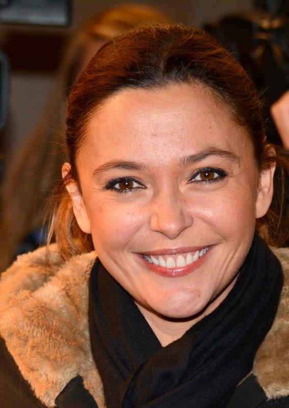 Sandrine Quétier fait ses débuts de comédienne