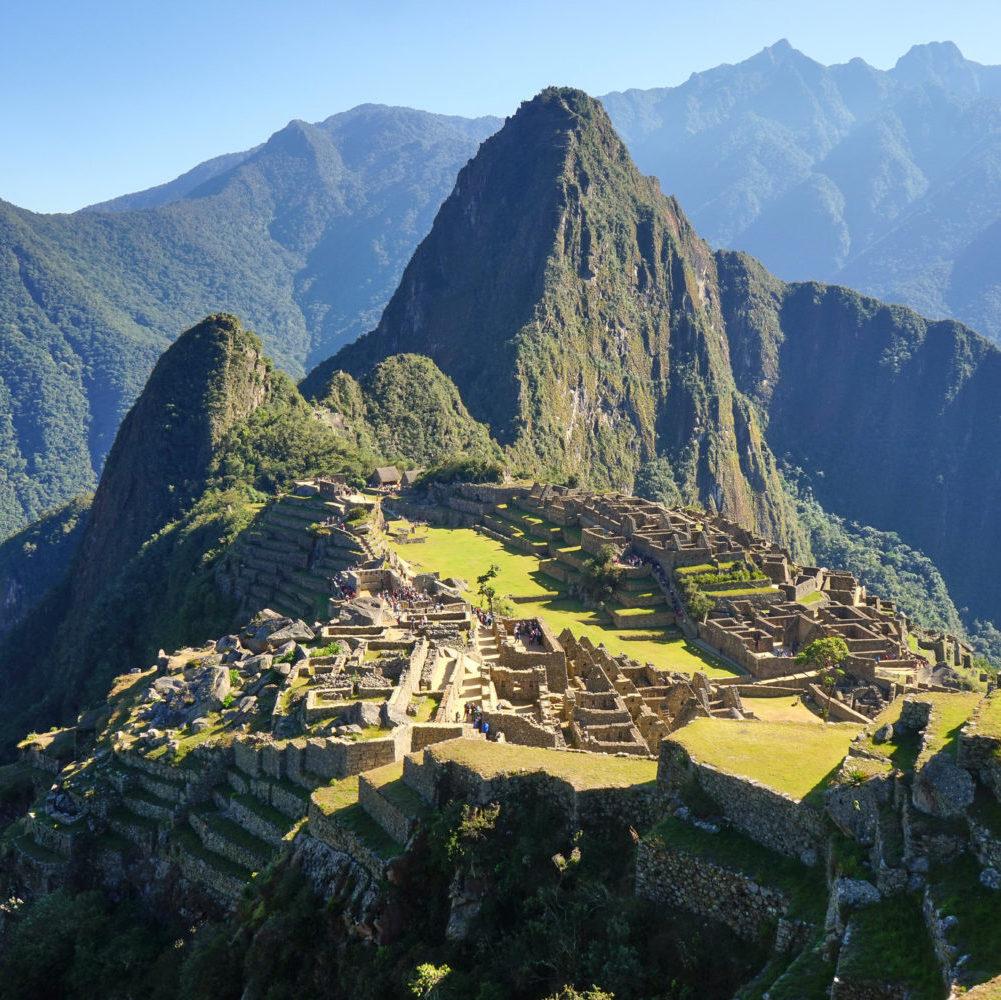 Dans Marie France, Superbe Pérou