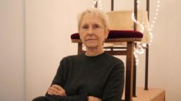 L'ex-commissaire divisionnaire et écrivaine Danielle Thiéry à Paris le 17 mai 2021. Photo : Anne-Flore Hervé.